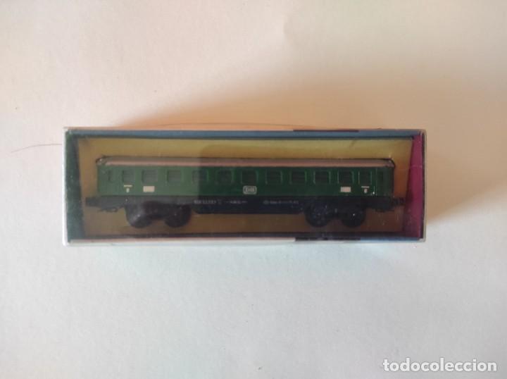 Trenes Escala: ARNOLD RAPIDO VAGON VIAJEROS REF:0321 DB ESCALA N - Foto 2 - 276659828