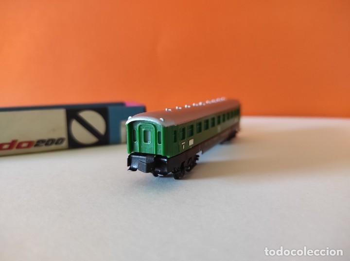 Trenes Escala: ARNOLD RAPIDO VAGON VIAJEROS REF:0321 DB ESCALA N - Foto 3 - 276659828