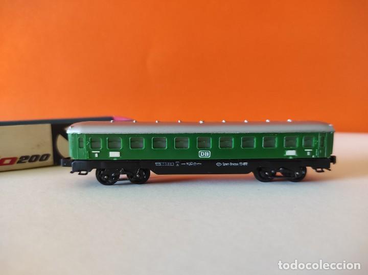 Trenes Escala: ARNOLD RAPIDO VAGON VIAJEROS REF:0321 DB ESCALA N - Foto 4 - 276659828