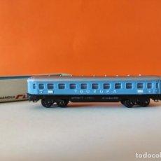 Trenes Escala: ARNOLD RAPIDO VAGON VIAJEROS REF:0324 TOUROPA ESCALA N. Lote 276660328