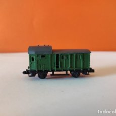 Trenes Escala: ARNOLD RAPIDO VAGON MERCANCIAS REF.0449 ESCALA N. Lote 277110058
