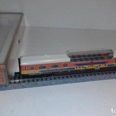 Trenes Escala: ARNOLD N PASAJEROS PANORÁMICO 3851 -- L50-075 (C COMPRA DE 5 LOTES O MAS, ENVÍO GRATIS). Lote 278957903