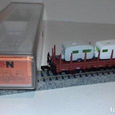 Comboios Escala: ARNOLD N TELERO CON CARAVANAS 4472 -- L50-222 (CON COMPRA DE 5 LOTES O MAS, ENVÍO GRATIS). Lote 286512608