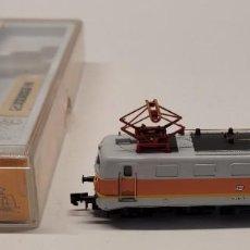 Trenes Escala: ARNOLD- LOCOMOTORA ELÉCTRICA SERIE 141 439-0 DB CON LA REFERENCIA 2324, ESCALA N. Lote 286792018