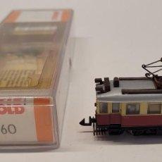 Trenes Escala: ARNOLD- AUTOMOTOR SVB ET4 CON LA REFERENCIA 2960, ESCALA N. Lote 286793698