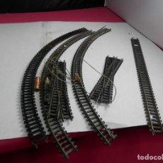 Treni in Scala: LOTE VIAS ESCALA N DE ARNOLD. Lote 287803583