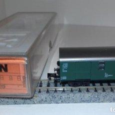 Trenes Escala: ARNOLD N FURGÓN DE COLA CON LUZ TRASERA SITUA -- L50-231 (CON COMPRA DE 5 LOTES O MAS, ENVÍO GRATIS). Lote 287936988