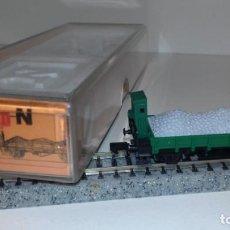 Trenes Escala: ARNOLD N BORDE BAJO GARITA CON GRAVA 4531 -- L50-229 (CON COMPRA DE 5 LOTES O MAS, ENVÍO GRATIS). Lote 288059368