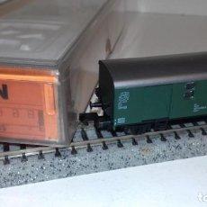 Trenes Escala: ARNOLD N FURGÓN DE COLA CON LUZ TRASERA SITUA -- L50-232 (CON COMPRA DE 5 LOTES O MAS, ENVÍO GRATIS). Lote 288059508