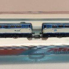Trenes Escala: LOCOMOTORA DOBLE CUERPO DE ARNOLD 0294 EN MUY BUEN ESTADO. Lote 288980213