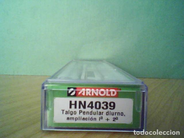 SET DE AMPLIACION DEL TALGO ALTARIA ARNOLD (Juguetes - Trenes a Escala N - Arnold N )