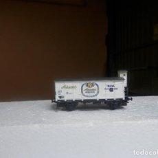 Trenes Escala: VAGÓN CERRADO ESCALA N DE ARNOLD. Lote 293872028