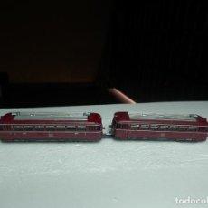 Trenes Escala: AUTOMOTOR DE LA DB ESCALA N DE ARNOLD. Lote 295542563