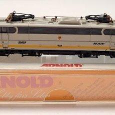 Trenes Escala: ARNOLD 2471- LOCOMOTORA ELÉCTRICA BB25201 SNCF, ESCALA N. NUEVO. Lote 295730023