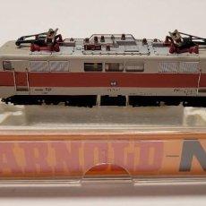 Trenes Escala: ARNOLD 2326- LOCOMOTORA ELÉCTRICA DB 111, ESCALA N. NUEVO. Lote 295730473