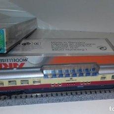 Trenes Escala: ARNOLD N PASAJEROS PANORÁMICO 0385 -- L52-015 (CON COMPRA DE 5 LOTES O MAS, ENVÍO GRATIS). Lote 297077708