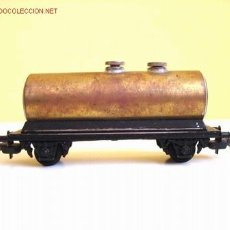 Trenes Escala: ELECTROTREN VAGON LIMPIAVIAS ESCALA H0 (70). Lote 27414089