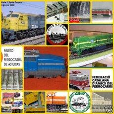 Trenes Escala: FERROMODELISMO RECOPILACION MODELISTAS PRINCIPIANTES Y CONOCIMIENTOS AVANZADOS. Lote 86109966