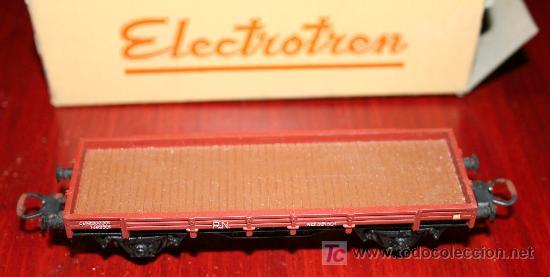 Trenes Escala: ELECTROTREN - VAGÓN ABIERTO - CON CAJA ORIGINAL - Foto 3 - 26924208