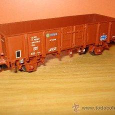 Trenes Escala: ELECTROTREN,VAGON BORDE ALTO RENFE EN -HO- . Lote 15384598