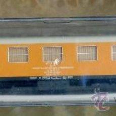 Trenes Escala: FURGON COCHE TALLER / LA CORUÑA - ELECTROTREN 5082 / CLUB ELECTROTREN 2011- TREN FERROCARRIL GALICIA. Lote 29806382