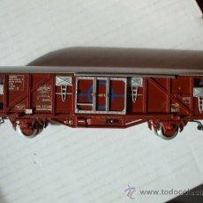 Trenes Escala: VAGÓN RENFE / TRANSFESA 013 7 500 1 - ELECTROTREN 5200 - SIN CAJA - TREN FERROCARRIL. Lote 36716119