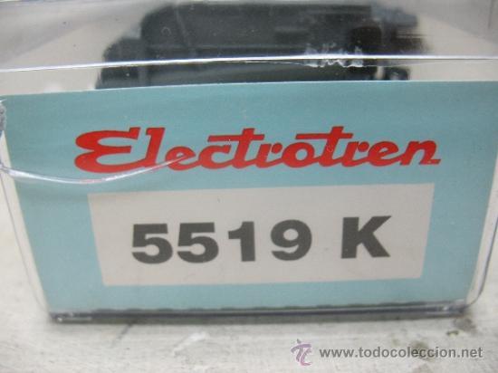 Trenes Escala: Electrotren Ref: 5519 k - Vagón de mercancías fÜR GLAS EIN bEGRIFF- Escala H0 - Foto 8 - 37815426