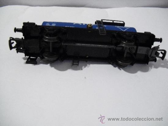 Trenes Escala: ELECTROTREN 1713 ,VAGON CISTERNA ARAL,ESC HO - Foto 5 - 38758453