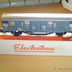 Trenes Escala: ELECTROTREN H0. ANTIGUO VAGÓN TRANSPORTES ESPECIALES 214 . NUEVO.. Lote 41440203