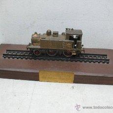 Trenes Escala: ELECTROTREN - LOCOMOTORA DE VAPOR ESTÁTICA - ESCALA H0. Lote 41568006