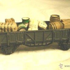Trenes Escala: VAGÓN MERCANCIAS VARIAS. Lote 49849375