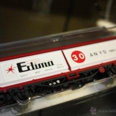 Trenes Escala: ANTIGUO A ESTRENAR VAGÓN DE EDIMA DE ELECTROTREN. Lote 54424995