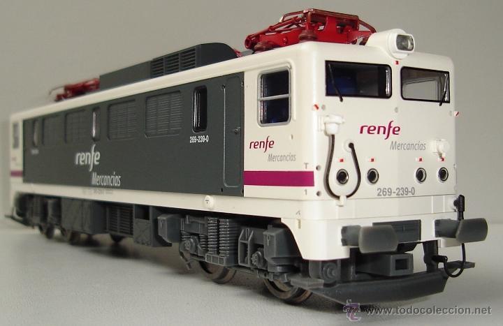 apariencia elegante venta más barata imágenes detalladas Locomotora 269 mercancias renfe electrotren ho - Sold ...