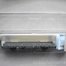 Trenes Escala: VAGÓN DE TELEROS TIPO KS. Lote 56833731