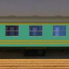 Trenes Escala: COCHE 6000 CUBANO CLUB ELECTROTREN. Lote 56834505