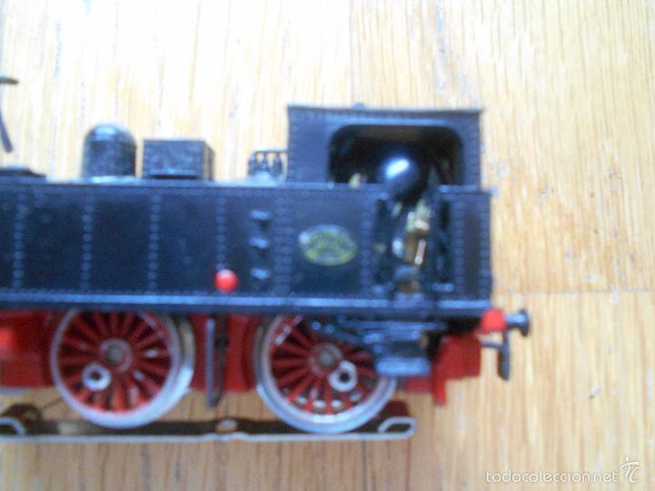 Trenes Escala: ANTIGUA MAQUINA ELECTROTREN M.Z.A 179, EN SU CAJA ORIGINAL LEER - Foto 11 - 57487947