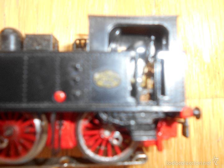 Trenes Escala: ANTIGUA MAQUINA ELECTROTREN M.Z.A 179, EN SU CAJA ORIGINAL LEER - Foto 13 - 57487947