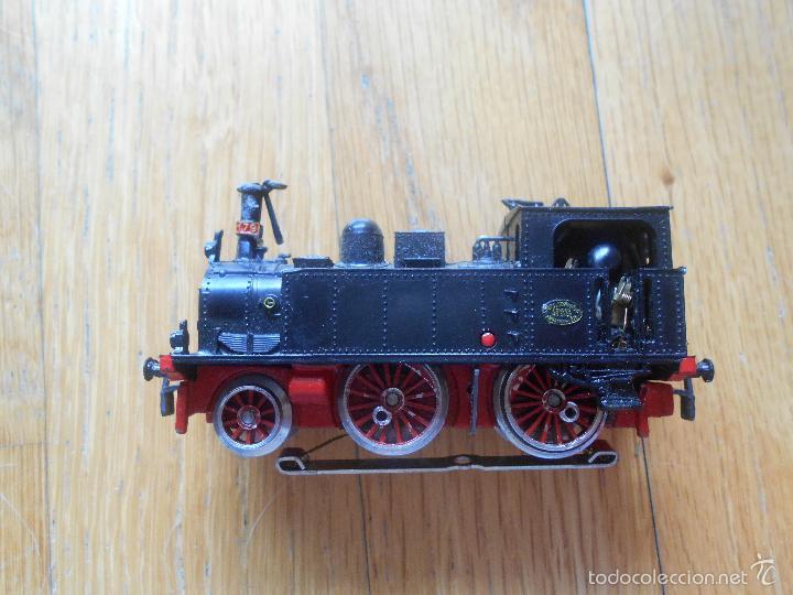 Trenes Escala: ANTIGUA MAQUINA ELECTROTREN M.Z.A 179, EN SU CAJA ORIGINAL LEER - Foto 23 - 57487947