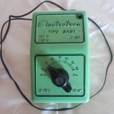 Trenes Escala: ELECTROTREN TIPO BABY. Lote 57580263