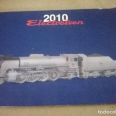 Trenes Escala: CATALONO ELECTROTREN 2010. Lote 68319021