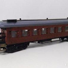 Trenes Escala: ANTIGUO VAGON DE TREN ELECTROTREN MZA COSTA. Lote 201348541