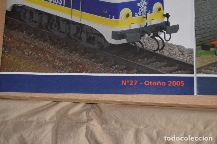 Trenes Escala: VAGÓN CLUB ELECTROTREN - SEPTIMO VAGÓN, NUMS DEL 25 AL 28 Y CATALOGO - PERFECTO - NUNCA SACADO CAJA - Foto 10 - 75788063