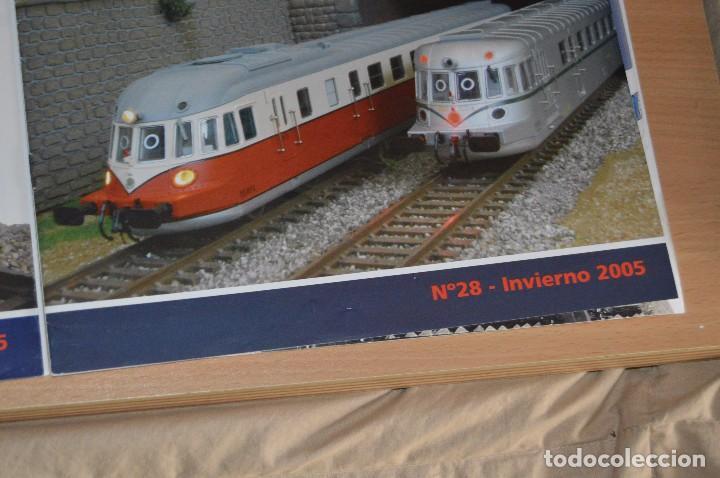 Trenes Escala: VAGÓN CLUB ELECTROTREN - SEPTIMO VAGÓN, NUMS DEL 25 AL 28 Y CATALOGO - PERFECTO - NUNCA SACADO CAJA - Foto 11 - 75788063