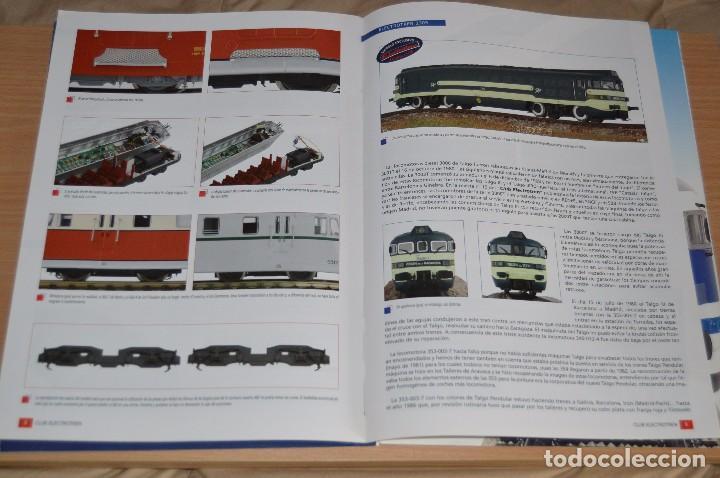 Trenes Escala: VAGÓN CLUB ELECTROTREN - SEPTIMO VAGÓN, NUMS DEL 25 AL 28 Y CATALOGO - PERFECTO - NUNCA SACADO CAJA - Foto 12 - 75788063