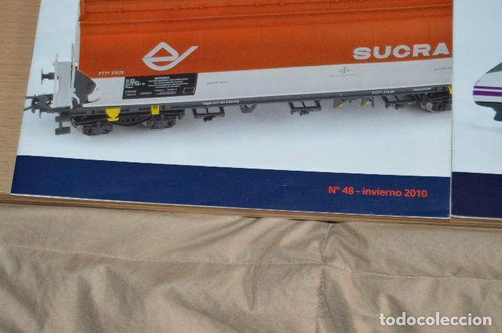 Züge Spur: VAGÓN CLUB ELECTROTREN VAGON Nº 12, NUMS DEL 45 AL 48 Y CATALOGO - PERFECTO - NUNCA SACADO CAJA - Foto 8 - 149597336