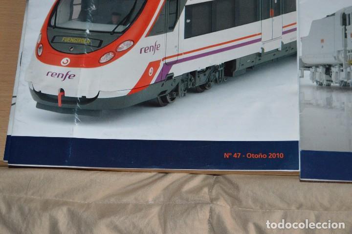 Züge Spur: VAGÓN CLUB ELECTROTREN VAGON Nº 12, NUMS DEL 45 AL 48 Y CATALOGO - PERFECTO - NUNCA SACADO CAJA - Foto 11 - 149597336