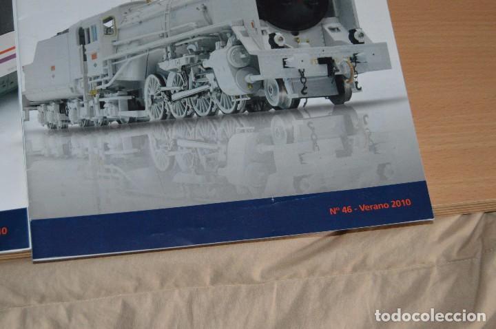 Züge Spur: VAGÓN CLUB ELECTROTREN VAGON Nº 12, NUMS DEL 45 AL 48 Y CATALOGO - PERFECTO - NUNCA SACADO CAJA - Foto 12 - 149597336