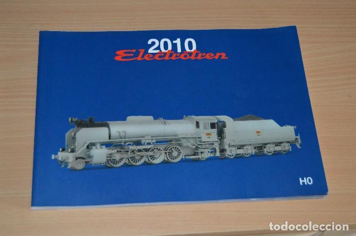 Züge Spur: VAGÓN CLUB ELECTROTREN VAGON Nº 12, NUMS DEL 45 AL 48 Y CATALOGO - PERFECTO - NUNCA SACADO CAJA - Foto 14 - 149597336