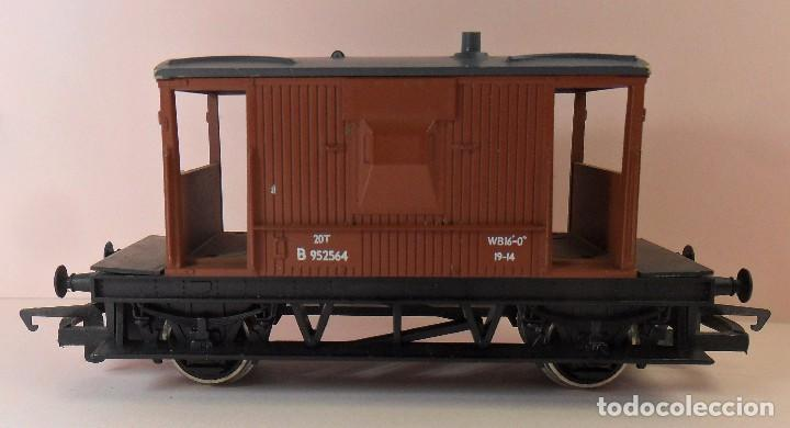 HORNBY (ELECTROTREN) H0 - VAGÓN DE FRENOS (Juguetes - Trenes Escala H0 - Electrotren)