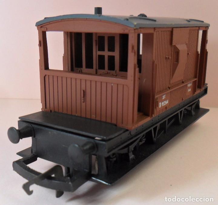 Trenes Escala: HORNBY (ELECTROTREN) H0 - Vagón de frenos - Foto 5 - 83567224